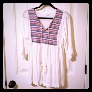 Umgee peasant shirt or tunic